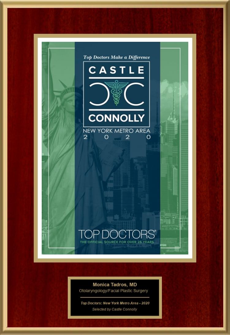 New York Metro Area's Top Doctor 2020